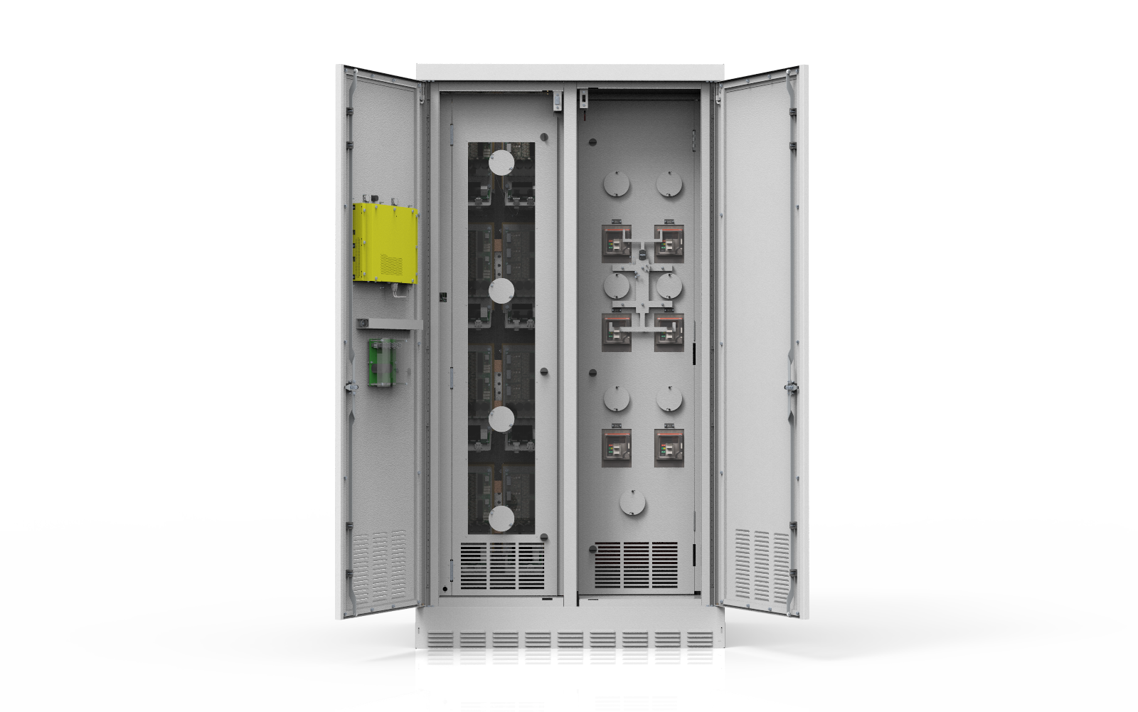 eSTS Static Transfer Switch Controls