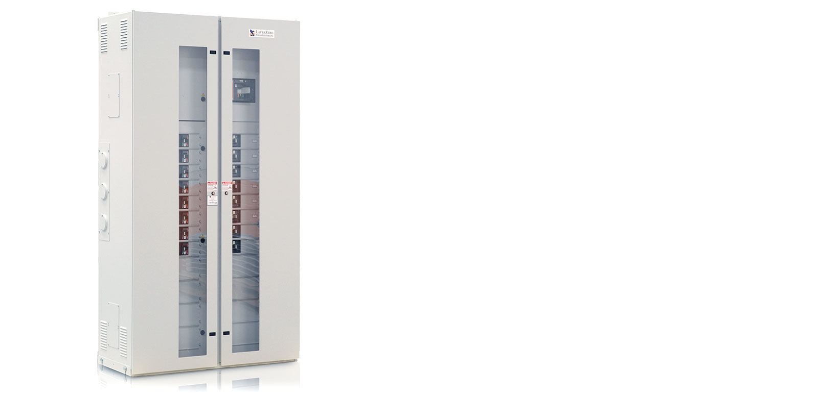 Series 70: ePanel-HD2 High-Density Wall-Mounted Power Panel