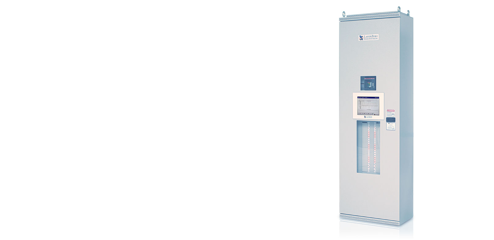 Series 70: eRPP-SL1 Wall-Mounted Remote Power Panel