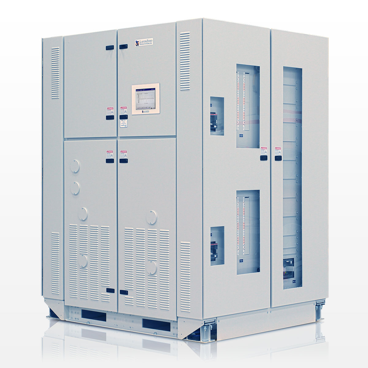 The LayerZero Series 70 ePODs: 500 kVA Type-X