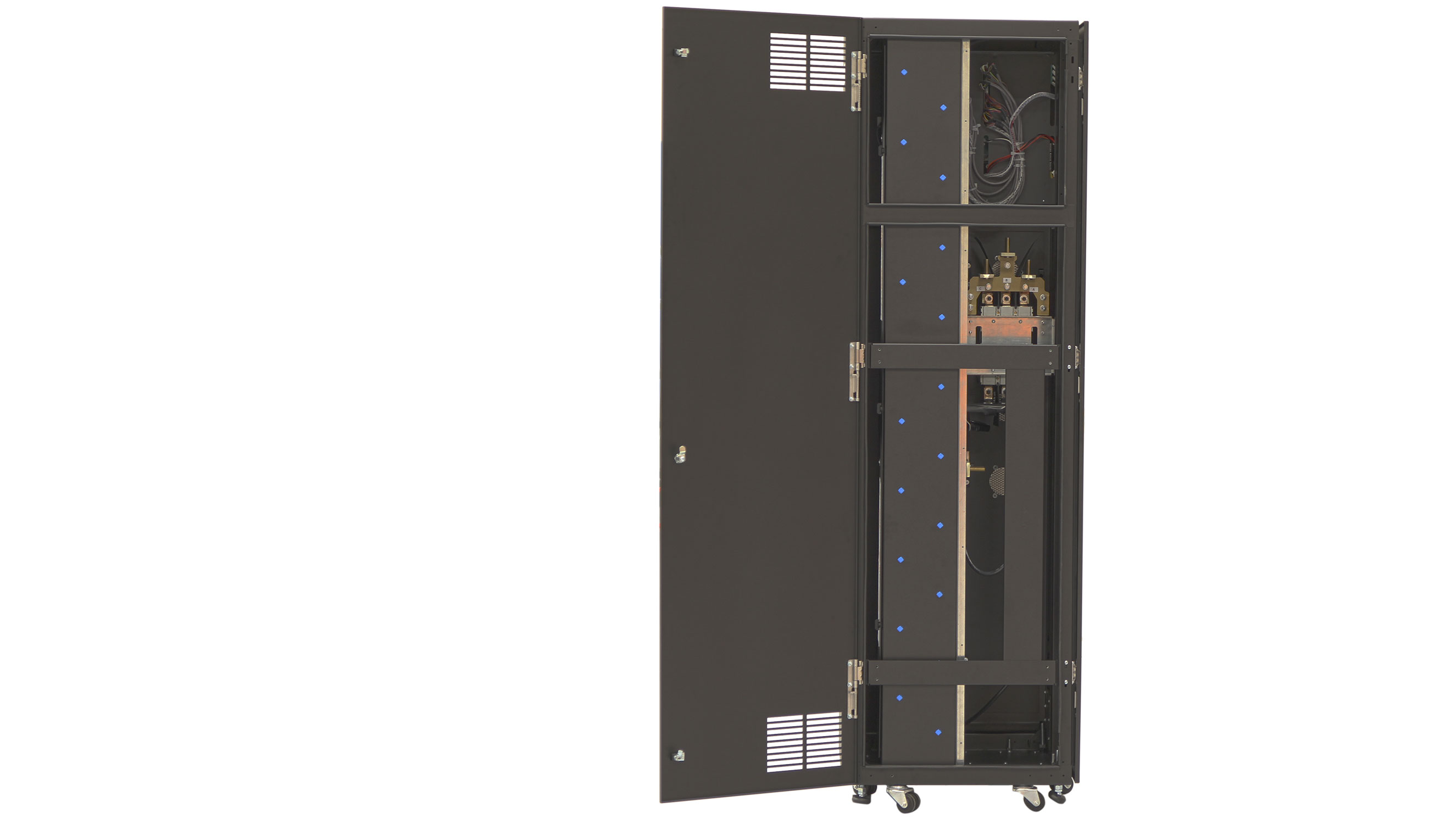 eRPP-FS Mechanical Overview, Rear - Outer Door Open