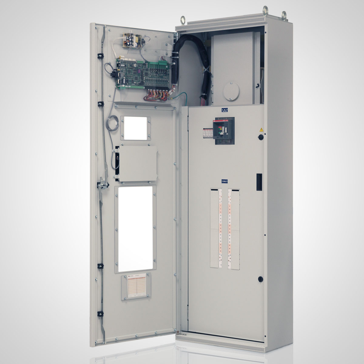 Two LayerZero Series 70: eRPP-SL1 the Outer Door Open.